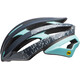 Bell Stratus MIPS Joyride casco per bici grigio/turchese